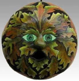 Greenman Birdhouse